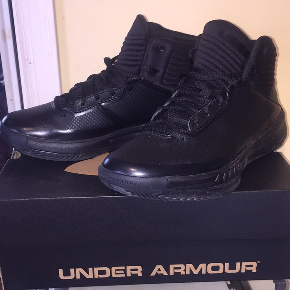 d44ff6007193 Under armour lockdown 2 basketball sneakers. M 5a4d1db71dffda2b4301c048